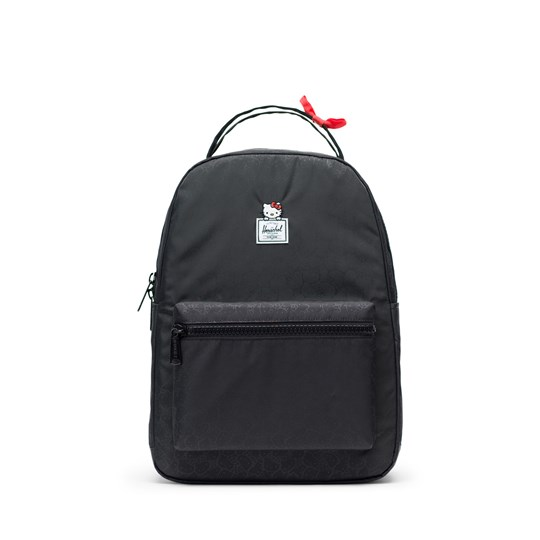 Herschel Nova Mid Back Pack Volume Black Black