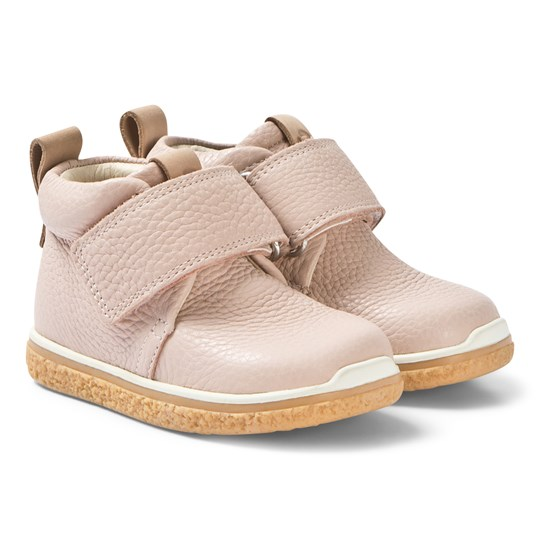 ECCO Crepetray Mini Booties Rose Dust Rose Dust