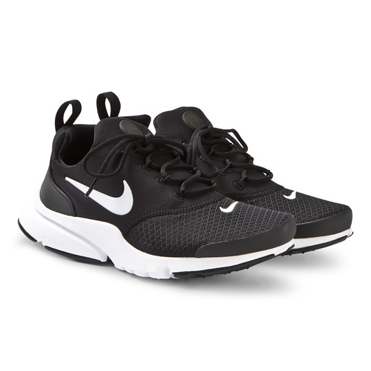 NIKE Black Nike Presto Fly Sneakers 016