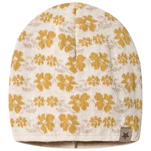Image of Huttelihut HipHop Hut Hat Flower Yellow 6-10 år (1336122)