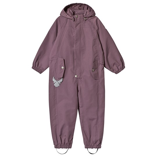 Wheat Frankie Coverall in Dark Lavender dark lavender