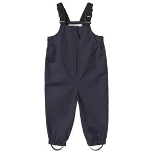 Image of Wheat Robin Overall Navy 104 cm (3-4 år) (3125315821)