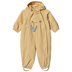 Wheat Coverall Yellow
