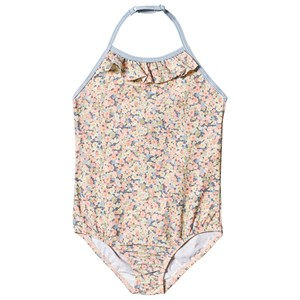 Image of Wheat Hedvig Swimsuit Sky 140 cm (9-10 år) (3132747581)