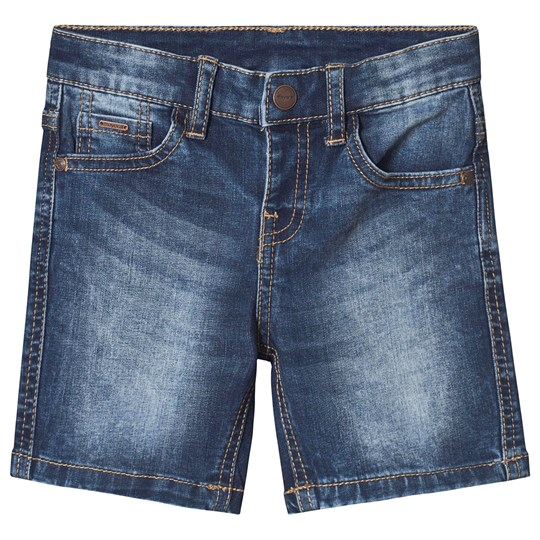 Mayoral Denim Shorts Mid Wash 20