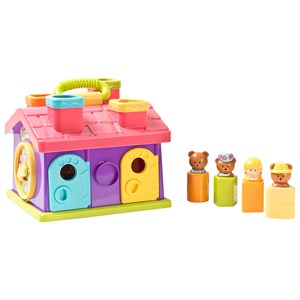 Image of Redbox Goldilocks Shape Sorting House 12+ months (3125358439)