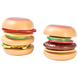Redbox Hamburger Play Set