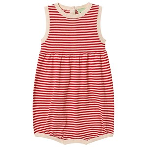 Image of FUB Romper Ecru Red 86 cm (1-1,5 år) (3125353999)