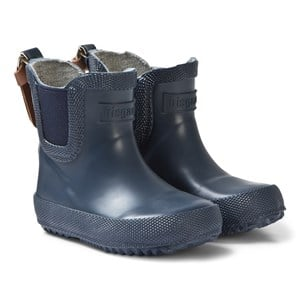 Image of Bisgaard Rubber Baby Boots Blue 29 EU (1231106)
