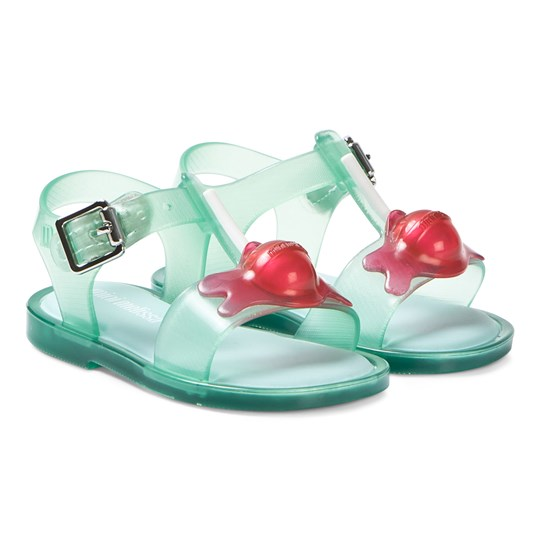 Mini Melissa Mint Mar Lollypop Sandals 07607