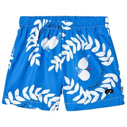 Beau Loves Ping Pong Club Baby Shorts Ink Blue