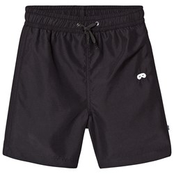 Beau Loves We Love You Swim Shorts Black