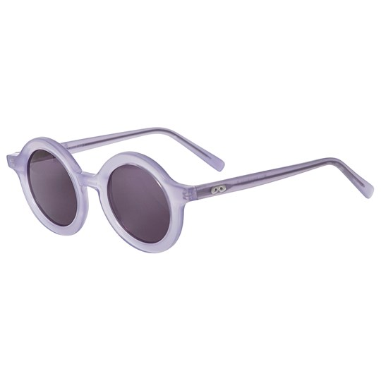 Beau Loves Round Sunglasses Violet Violet