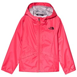 The North Face Atomic Pink Zipline Waterproof Jacket