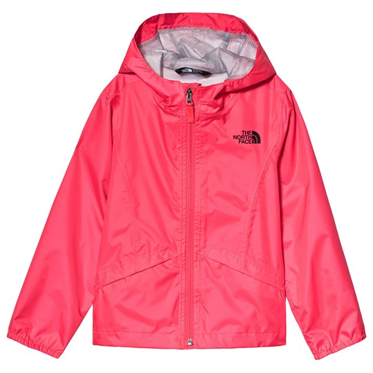 The North Face Atomic Pink Zipline Waterproof Jacket 4CK