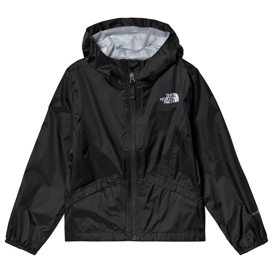 The North Face Black Girl´s Zipline Waterproof Jacket JK3