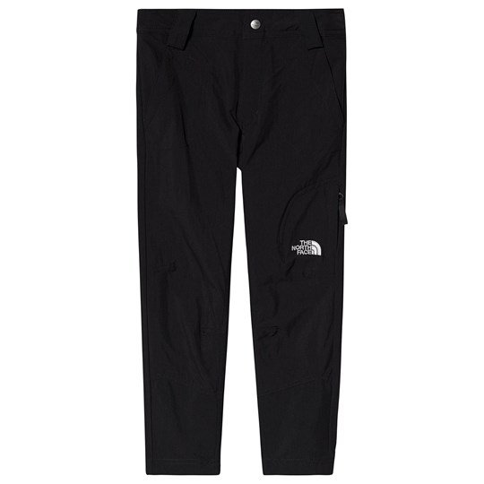 The North Face Black Boy´s Exploration Pants JK3