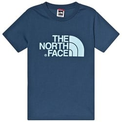 The North Face Blue Branded Easy Tee