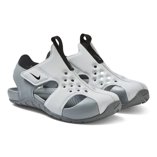 NIKE Sunray Adjust 2 Sandals Wolf Grey 004