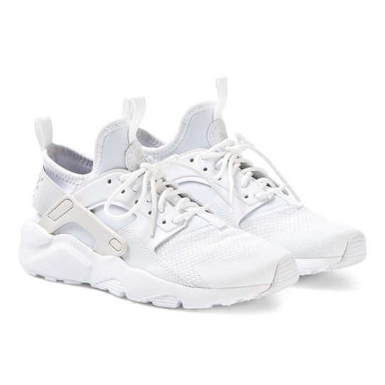 NIKE White Nike Air Huarache Run Ultra Sneakers 104