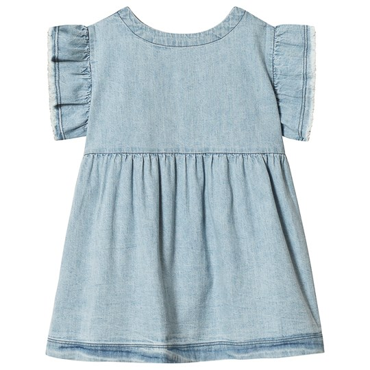 Wynken Blue Chambray Denim Dress Denim