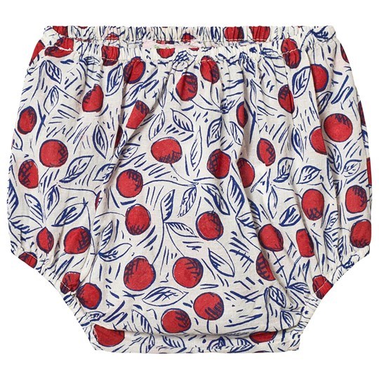 Bonpoint White Cherry Print Bloomers 651