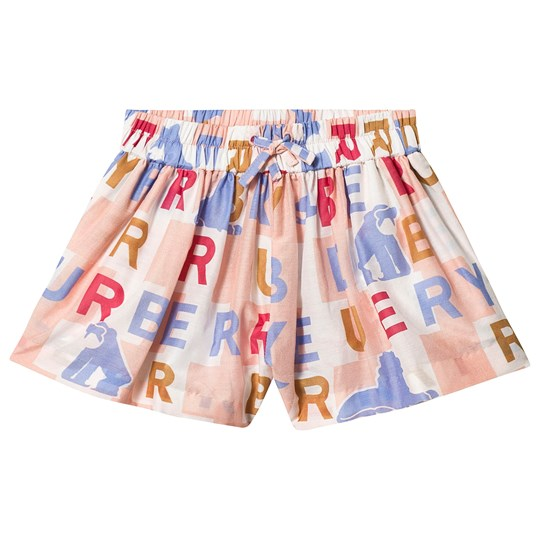 Burberry Branded Marci Shorts Multi A2180
