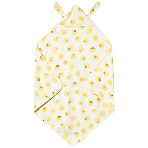Image of The Bonnie Mob Sunshine Hooded Blanket Sand One Size (1279728)