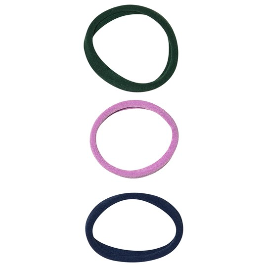 Molo 3-Pack Basic Hair Ties Lavender Lavender