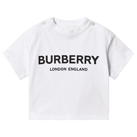 Burberry Robbie Branded Tee White A1464