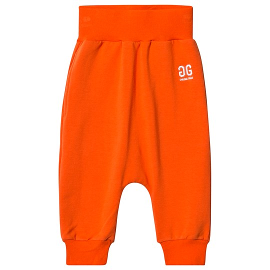 Gardner and the gang Dream Team Sweatpants Orange Red