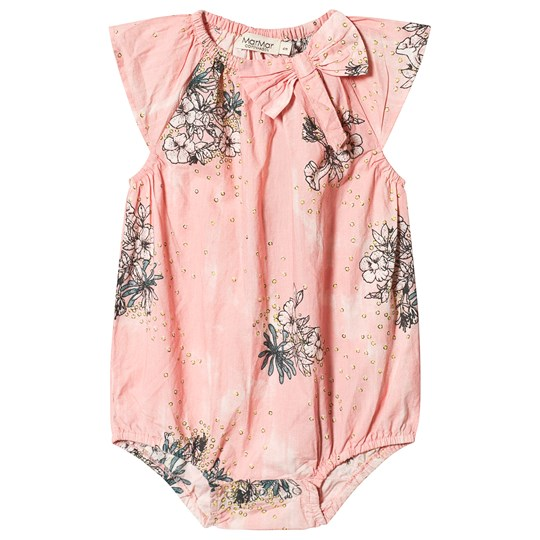 MarMar Copenhagen Morning Rose Lilies Romper Morning Rose Lilies