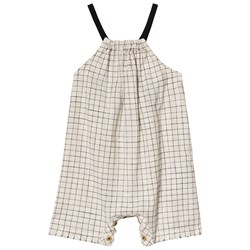 Little Creative Factory Tateyoko Romper Checked