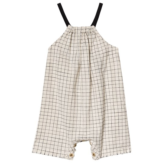Little Creative Factory Tateyoko Romper Checked CHECKED