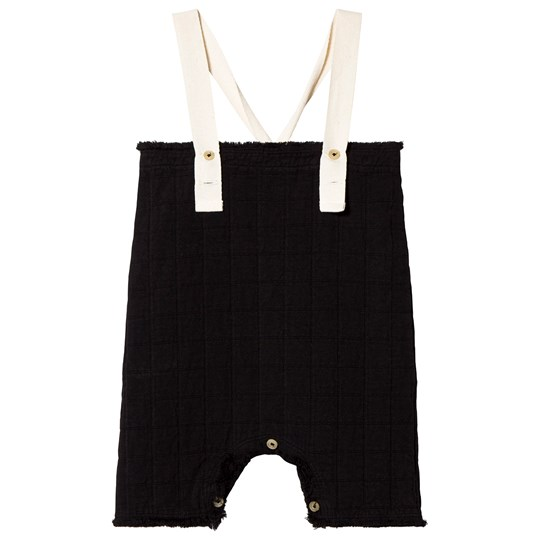 Little Creative Factory Menka Overalls Black Black