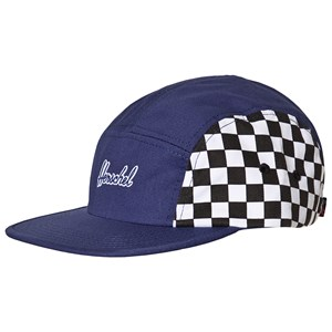 Image of Herschel Glendale Youth Cap Blue (3125360331)