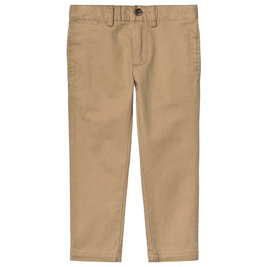 Ralph Lauren Beige Slim Fit Chinos 004