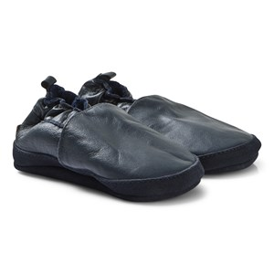 Image of Melton Crib Loafer sko Blue Nights 24-36M 24-25 (3125301831)