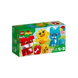 LEGO DUPLO 10858 LEGO® DUPLO® My First Puzzle Pets