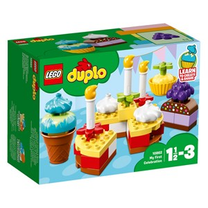 Image of LEGO DUPLO 10862 LEGO® DUPLO® My First Celebration (3151387699)