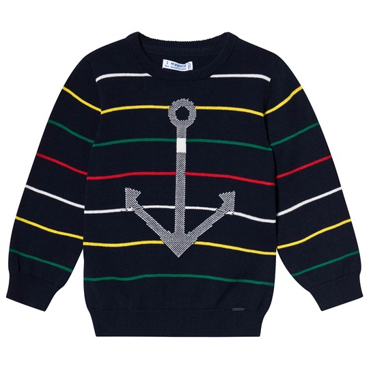 Mayoral Navy Sweater 87