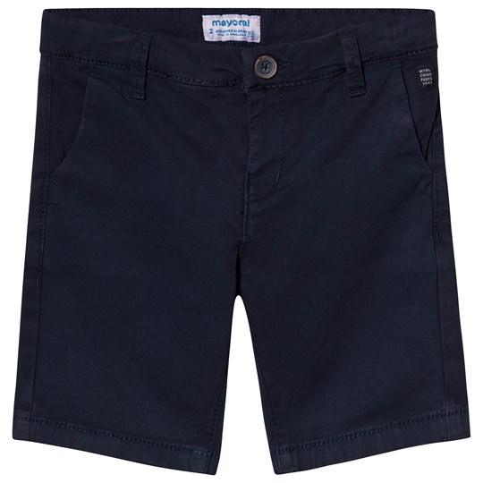 Mayoral Marineblå Chino Shorts 32