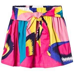 Image of Billieblush Multicolor Geometric Print Skirt 10 years (3125275535)