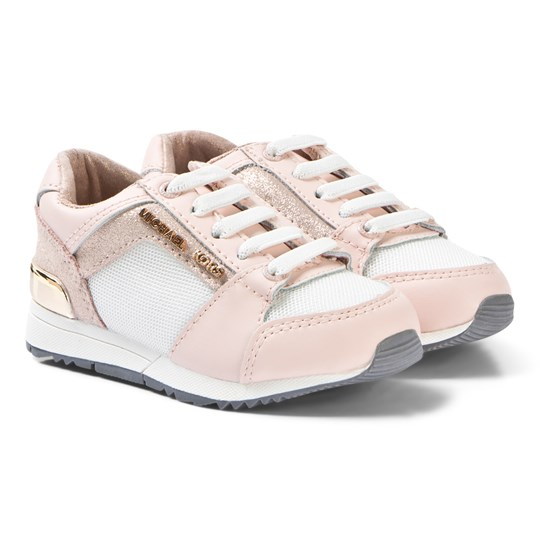 Michael Kors Mesh Sneakers Rosa/Vit Blush Multi