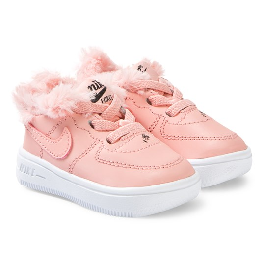 NIKE Force 1 Infant Sneakers Bleached Coral 600