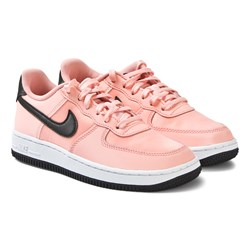 NIKE Bleached Coral Nike Air Force 1 Sneakers