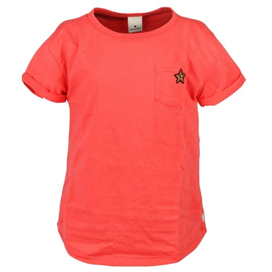 Scotch R'belle Basic Short Sleeve Tee Syrup Pink