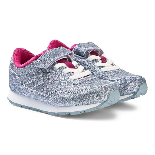 Hummel Reflex Glitter Junior Sneakers Multicolor Babyshop.dk