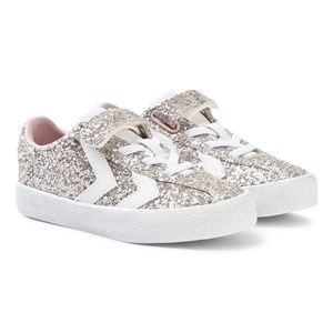Image of Hummel Diamant Glitter Sneakers Pale Lilac 35 EU (3125330215)
