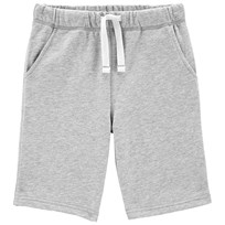 Carter s Pull-On Frotté Shorts Ljusgrå HEATHER ... 392cee23ba3f8